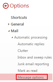 Office 365 - Automatic Emptying of Deleted Items Folder