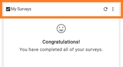My Surveys