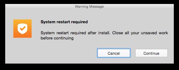 Symantec Antivirus - Mac Installation Instructions