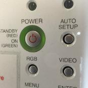 Panasonic Power Green ring