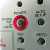 Panasonic Power Red Ring