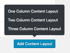 Content Layout in WiscWeb